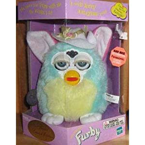 Special Limited Edition Easter Furby