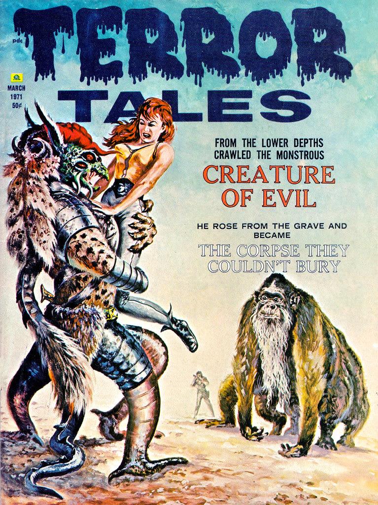 Terror Tales Vol. 03 #2 (Eerie Publications, 1971)