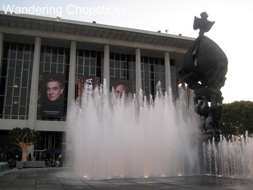 LA Opera, Dorothy Chandler Pavilion - Los Angeles 2