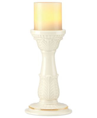 Lenox Candle Holders, Illuminate Flameless Candle ...