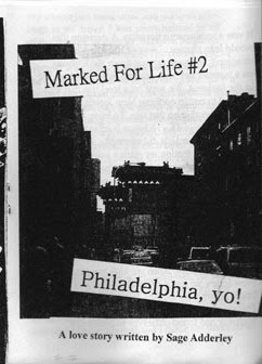Zine cover - Marked for Life #2