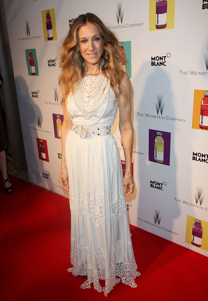 Actress Sarah Jessica Parker attends The Weinstein Co. Celebrate