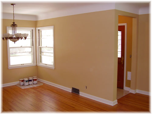 Painting Your House Interior
