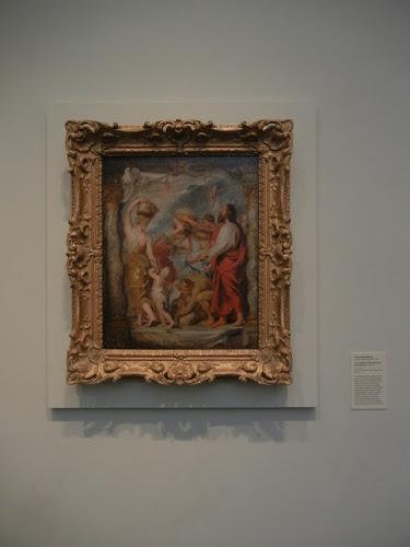 DSCN8024 _ The Israelites Gathering Manna in the Desert, c. 1626-1627, Peter Paul Rubens (1577-1640), LACMA