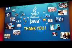 """Thank You!, General Session """"The Toy Show"""" on June 5, JavaOne 2009 San Francisco"""