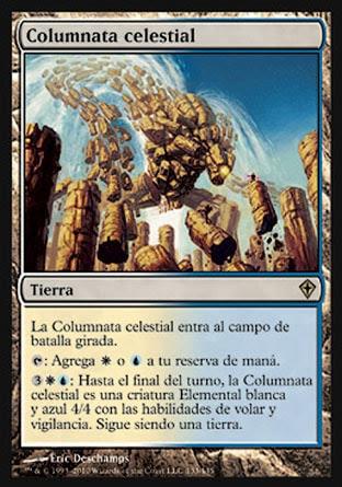 Columnata celestial