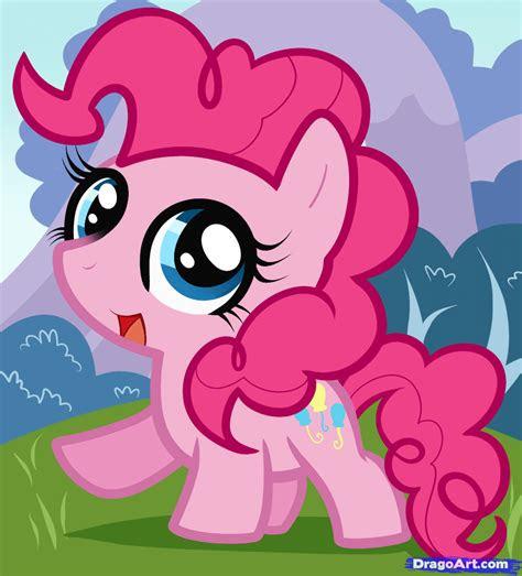 draw chibi pinkie pie   pony friendship