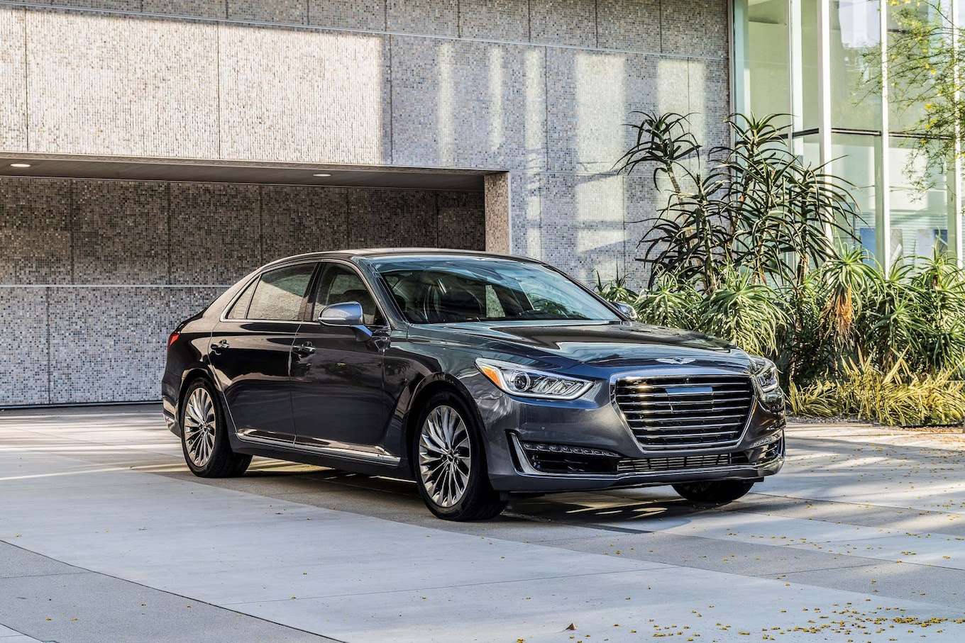2017 Genesis G90 First Drive Review: Luxury Startup  Motor Trend