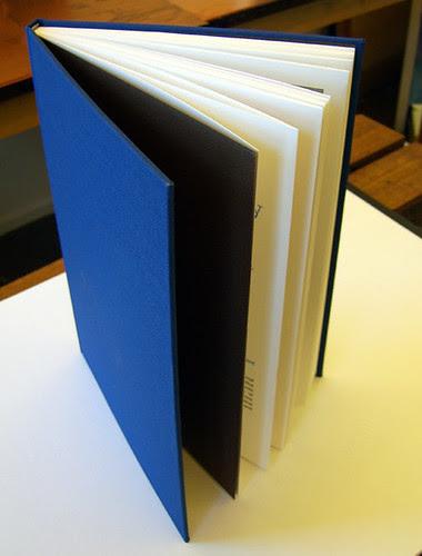 AFP book, standing