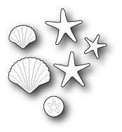 Afbeeldingsresultaat voor memory box seaside treasures