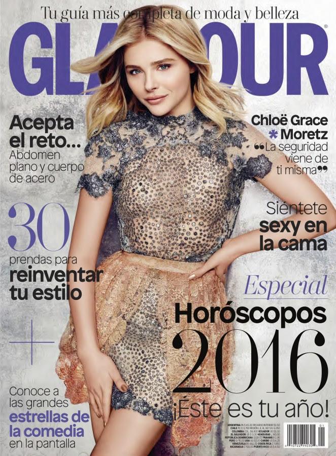 Chloe Moretz – Glamour Mexico 2016 -10