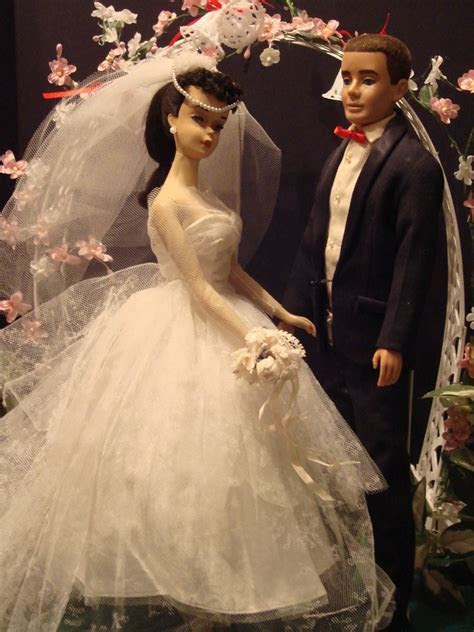 Barbie Fashion Icon of the 60's   Wedding Day