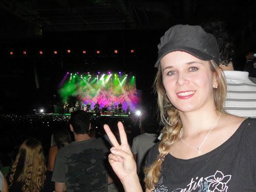 Show Roxette, Belo Horizonte, Chevrolet Hall, Ila Fox