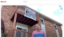 Tenant faces eviction for Black Lives Matter banner on his Illinois balcony, he says