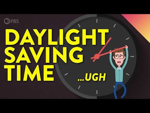 Daylight Savings Explanations and Funny Trailer for DayLight Savings! #DST