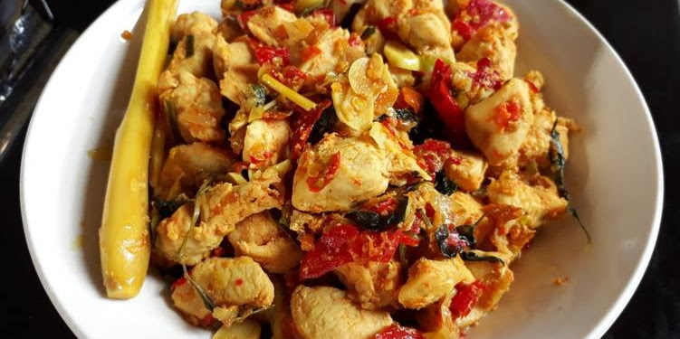 Resep Ayam Woku Rica Oleh Christina Yulianti