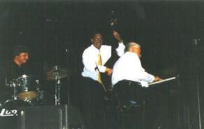 Monty Alexander Trio (foto: Jaap van der Voet)