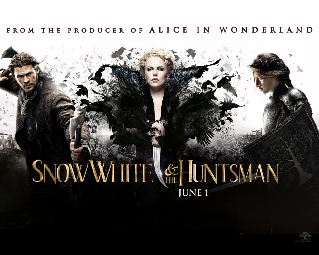 snow white huntsman 1024x819 Movie openings this week end: Snow White and the Huntsman, What to Expect When Youre Expecting