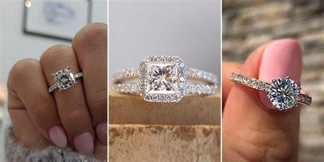 10 Breathtaking Wedding Engagement Rings for 2018