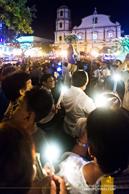 Prosesyon sa Suba at Roxas City