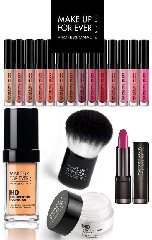 Maquiagem: Make Up Forever HD