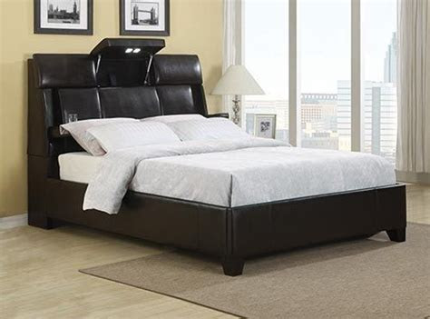 home meridian dreamsurfer queen bed  bluetoothz