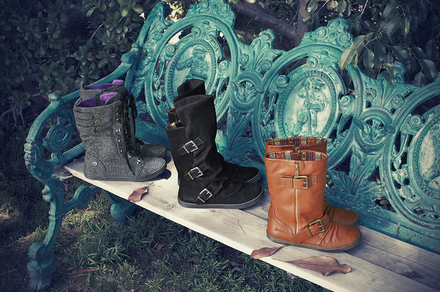 Blowfish Shoes Giveaway)