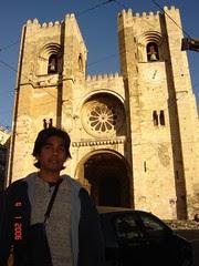 Se Cathedral, Lisbon, Portugal
