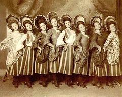 hopper floradora girls