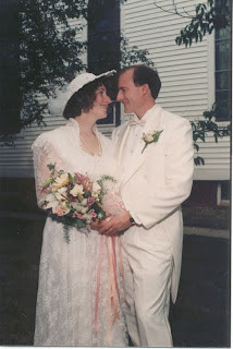 Ed and Kathy, July 3, 1993