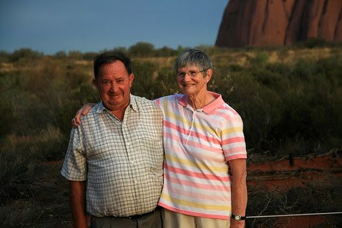 Ken and Margaret Walter from Echuca