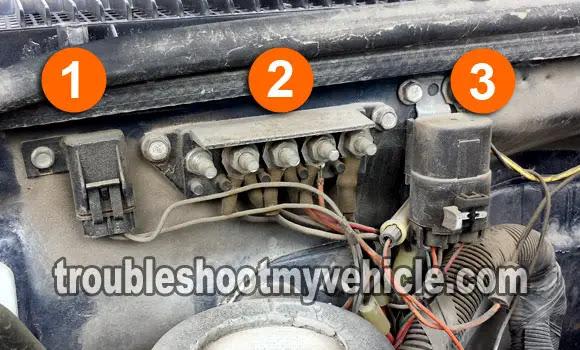 Part 1 -1994 Fuel Pump Circuit Tests (GM 4.3L, 5.0L, 5.7L)