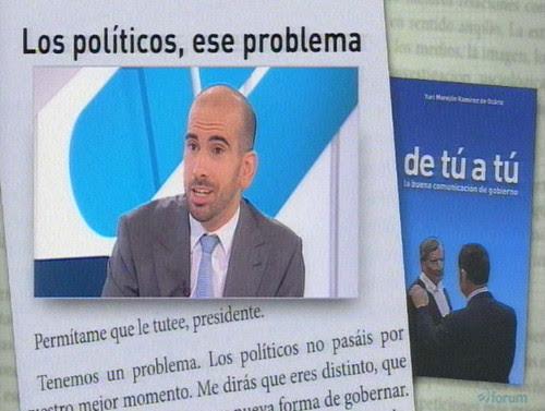 ¿Cómo mejorar la imagen de los políticos?