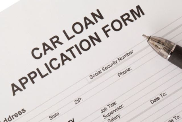 Wyoming Auto Loan Application