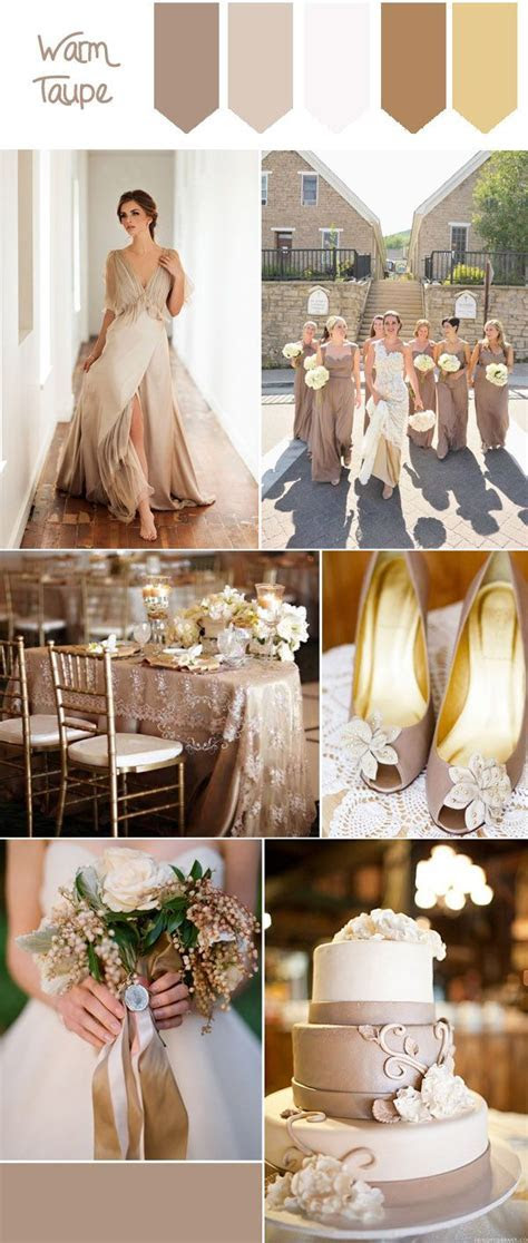 Top 10 Fall Wedding Colors from Pantone for 2016   Wedding