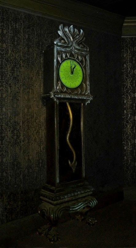 Long Forgotten The Haunted Clock