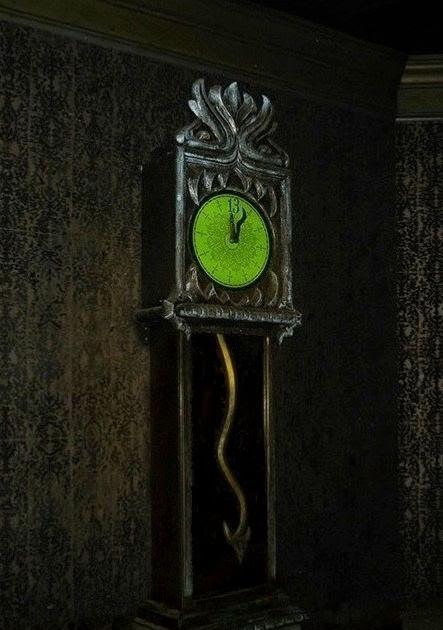 Long Forgotten The Haunted Clock