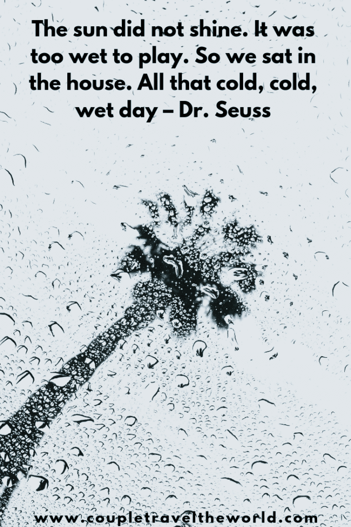 100 Rainy Day Quotes Perfect Instagram Captions For A Cold Rainy Day