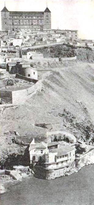 Casa del diamantista en 1886