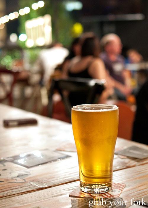 matilda bay sparkling lager beer at marrickville ritz hotel