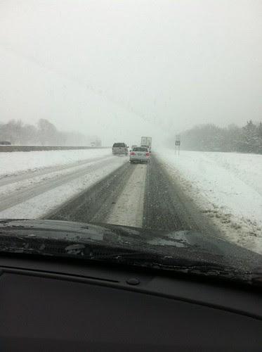 I-30 In Snow