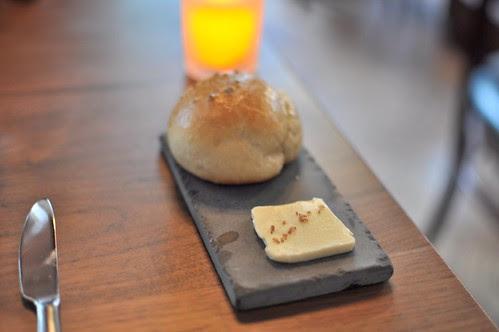 bread + butter + hawaiian pink salt