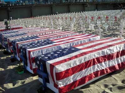 Arlington West Coffins JPG
