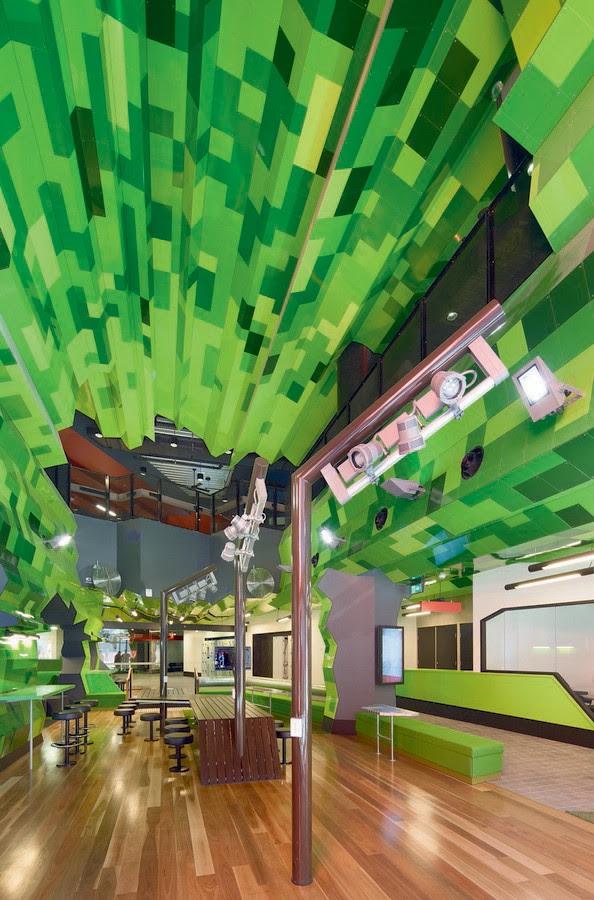 Swanston Academic Building RMIT University, Melbourne earchitect - Experiencing Architecture: March 2014