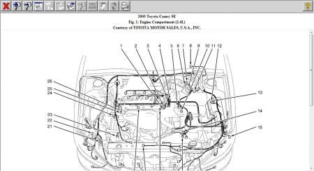 [SODI_2457]   Toyota Camry Oil Pressure Sensor Location   2102 Camry Engine Diagram      Toyota Camry - blogger