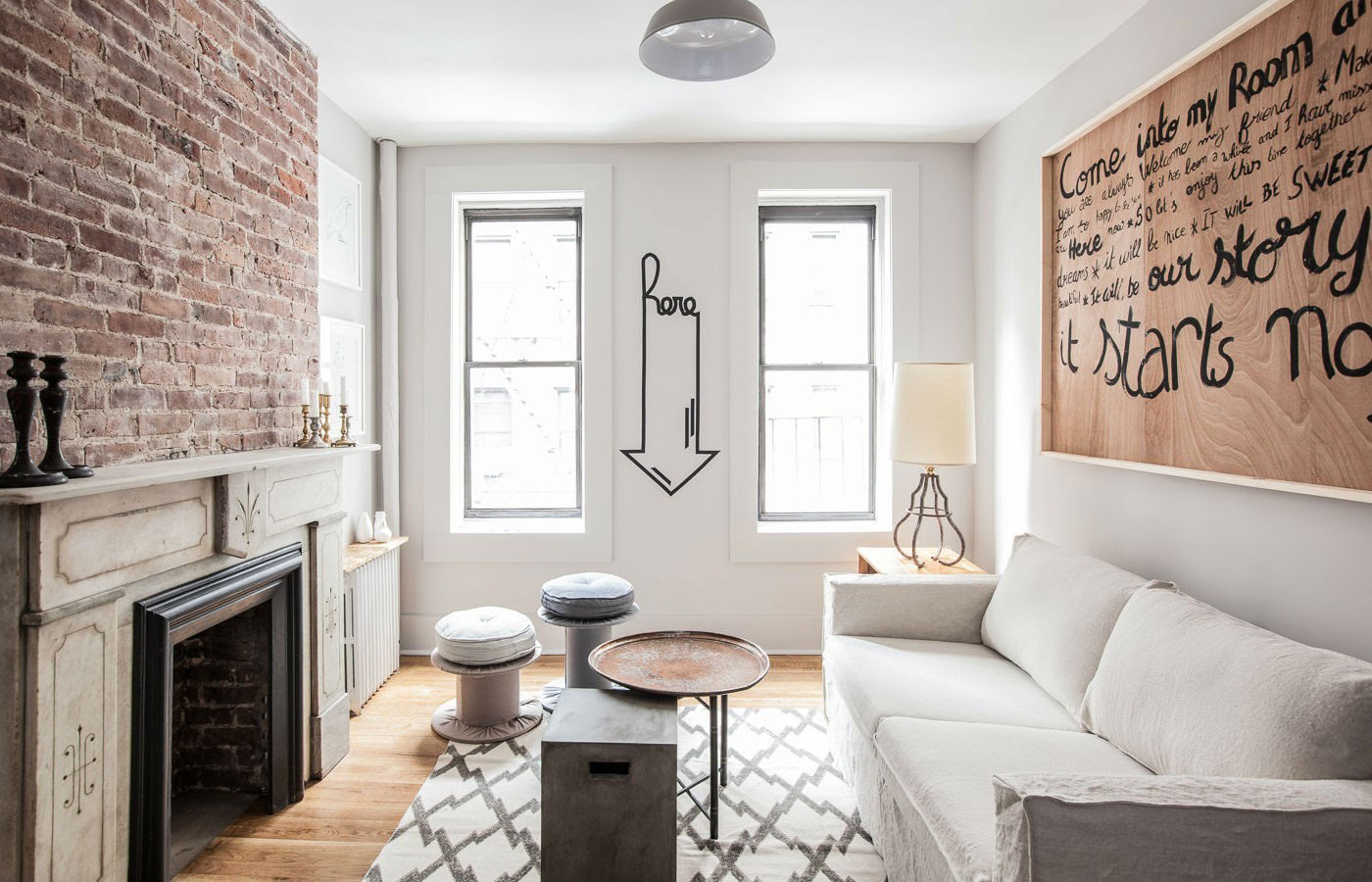 Apartment in New York by The New Design Project  Homedezen