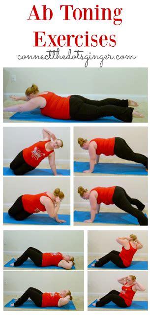 size fitness ab toning exercises ab toning