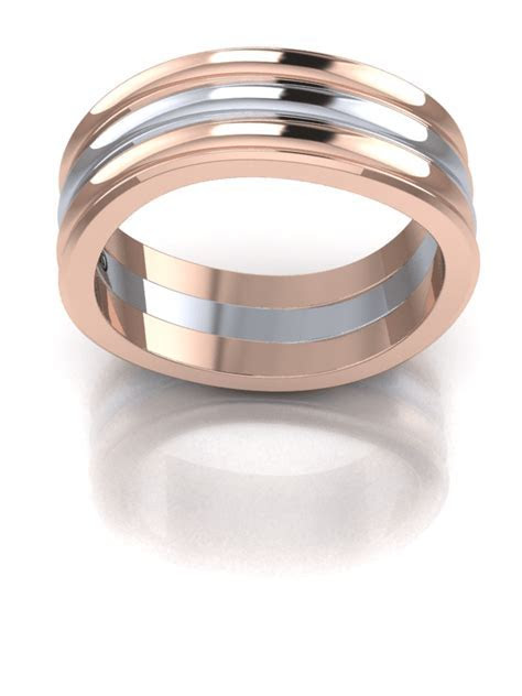 Square Shaped Wedding Band   Square Wedding Bands Houston