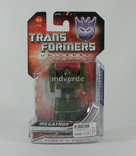 Transformers Megatron Universe Legends - caja (by mdverde)