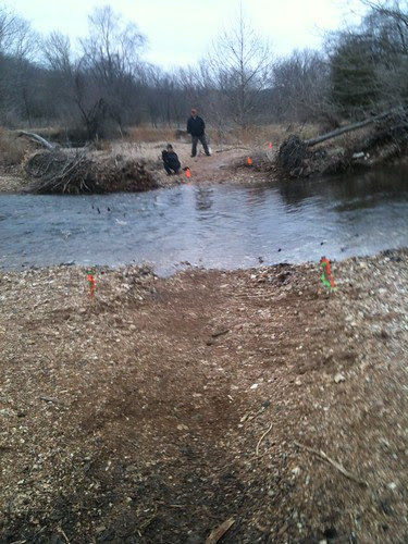 Castlewood Cup--water crossing